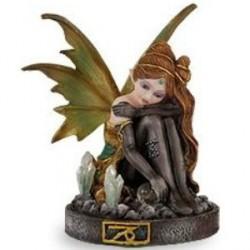 Figurine elfe horoscope capricorne
