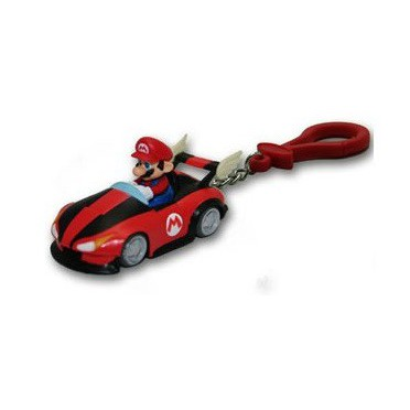 Nintendo porte cl s super mario kart wii mario en voiture fantastik - Mario kart wii voiture ...