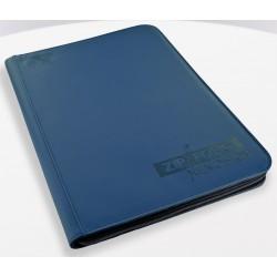 Portfolio - ultimate guard zipfolio xenoskin bleu