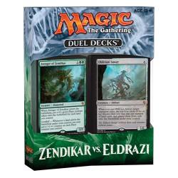 Duel Decks Magic MTG : Zendikar vs. Eldrazi