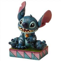 Figurine Disney Tradition Stitch - Ohana Means Family