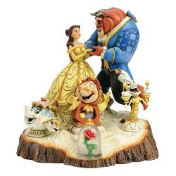 Figurine Disney Tradition La Belle et la Bête - Tale as Old as Time