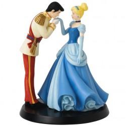 Figurine disney enchanting cendrillon ils s'aiment - cinderella so this is love
