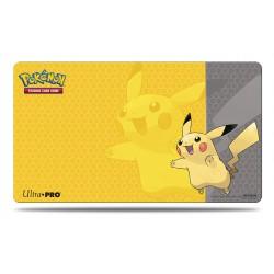Tapis de jeu illustré ultra pro pokémon pikachu