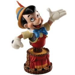 Disney buste grand jester studio - pinocchio