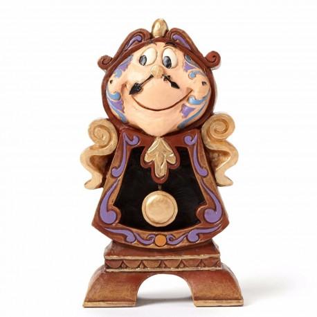 Figurine disney tradition horloge big ben - keeping watch