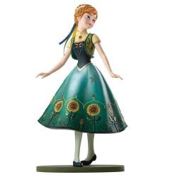 Figurine disney showcase haute couture anna une fête givrée - anna frozen fever