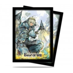 Protège-cartes illustré ultra pro standard force of will arla