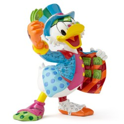 Figurine Disney Britto Oncle Picsou - Uncle Scrooge