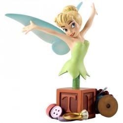 Disney buste grand jester studio fée clochette - tinker bell bust