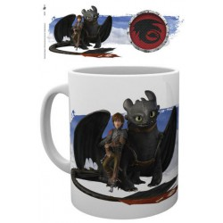 Mug Dragons Toothless