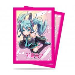 Protège-cartes illustré legion standard hatsune miku - lost