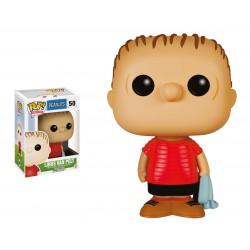 Peanuts Figurine POP! Animation Vinyl Linus 9 cm