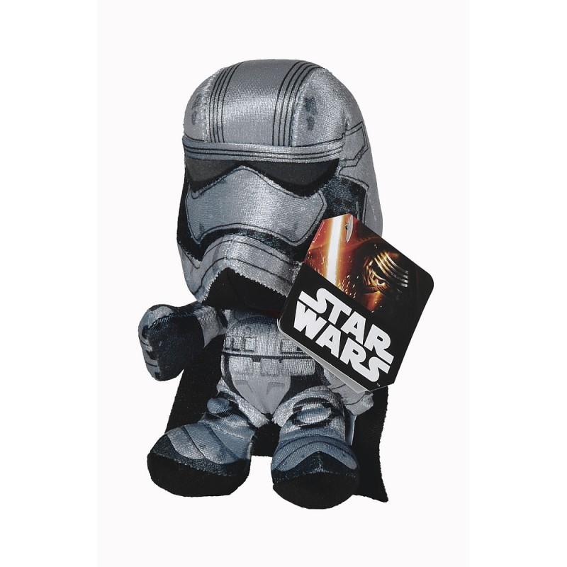 peluche star wars episode 7 captain phasma. Black Bedroom Furniture Sets. Home Design Ideas