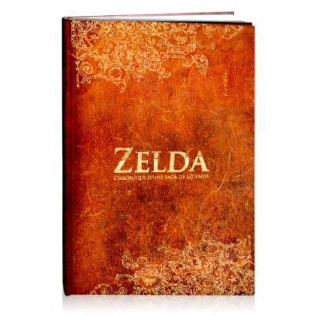 Livre Zelda Chronique D Une Saga Legendaire