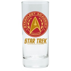 "STAR TREK - Verre ""Command"""