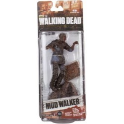 The walking dead figurine mud walker série 7