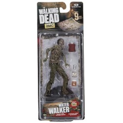 The walking dead figurine water walker série 9