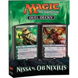 Duel Decks magic MTG : Nissa vs. Ob Nixilis