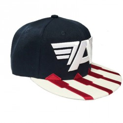 Captain America Civil War casquette baseball Captain America