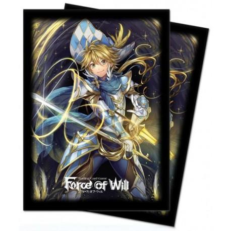 Protège-cartes illustré ultra pro standard force of will - A4 bors