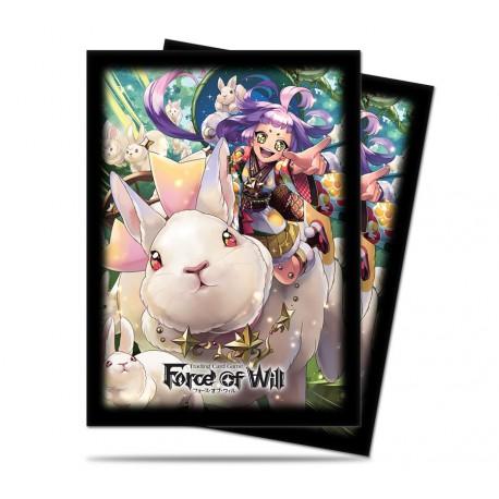 Protège-cartes illustré ultra pro standard force of will kaguya