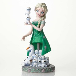 Disney buste grand jester studio - elsa fever