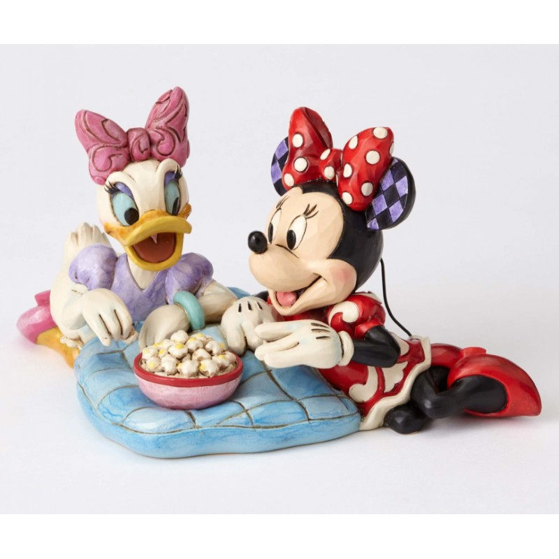 Figurine disney tradition minnie et daisy minnie mouse - Minnie et daisy ...
