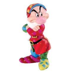 Figurine Disney Britto Grincheux mini - Grumpy mini
