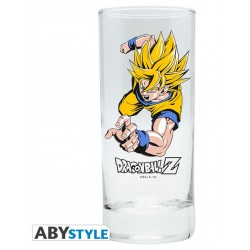 "DRAGON BALL - Verre ""DBZ/ goku"""