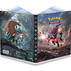 Portfolio Pokemon SL01 Soleil et Lune Pocket 4 cases