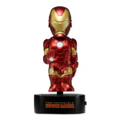 Marvel Comics Body Knocker Bobble Figure - Iron Man