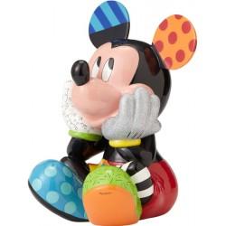 Figurine disney britto mickey mouse géant - mickey mouse big figurine