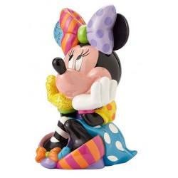 Figurine disney britto minnie mouse géant - minnie mouse big figurine