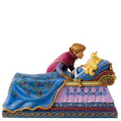 Figurine disney tradition Cendrillon et le Prince Charmant le sort est rompu - The Spell is Broken