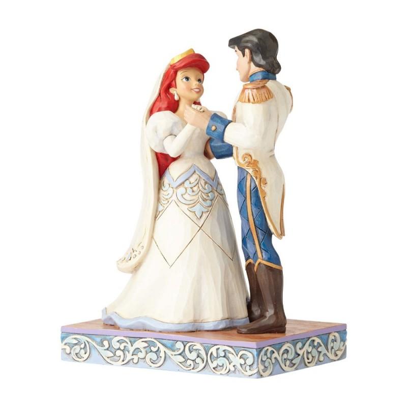 Figurine disney tradition ariel et son prince charmant eric les mari s - Jeux de ariel et son prince ...