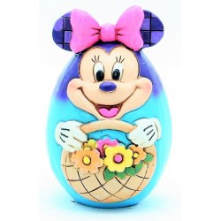 Figurine Disney Tradition Oeuf personnage - Minnie