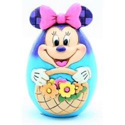 Figurine Disney Tradition Oeuf personnage - Minnie