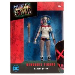 DC Comics Suicide Squad figurine flexible - Harley Quinn