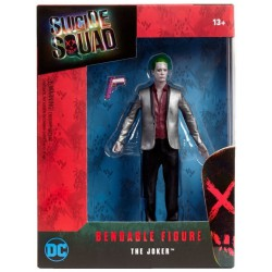 DC Comics Suicide Squad figurine flexible - The Joker