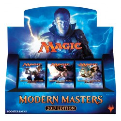 Booster magic modern masters 2017 anglais boite complète