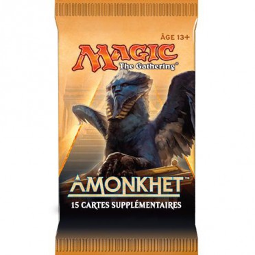 Précommande booster magic Amonkhet français