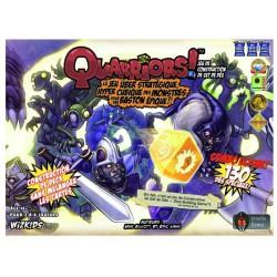 Jeux de société - Quarriors ! Dice Building Game Version Française Seconde Edition