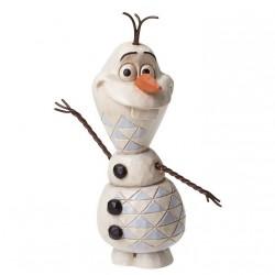 Figurine Disney Tradition mini Olaf, La Reine des Neiges
