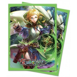 Protège-cartes illustré ultra pro standard Force of Will L1 - V1 Fiethsing