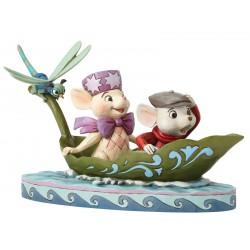Figurine Disney Tradition Bernard et Bianca