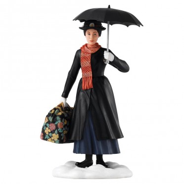 Figurine Disney Enchanting Mary Poppins - Practically Perfect Mary Poppins