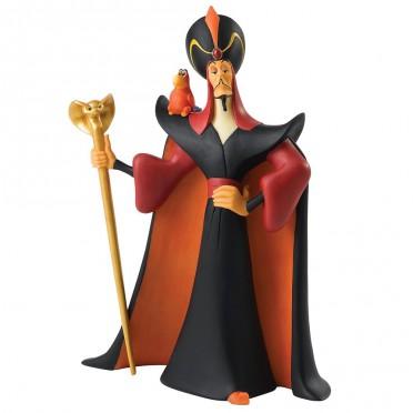 Figurine Disney Enchanting Jafar et Lago dans Aladdin - O Mighty Evil One