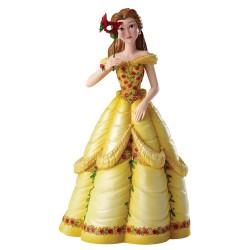 Figurine Disney Showcase Belle Mascarade Haute Couture - Belle Masquerade