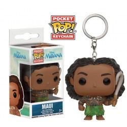 Funko Porte-Clés Pocket Pop! Disney - Vaiana Maui